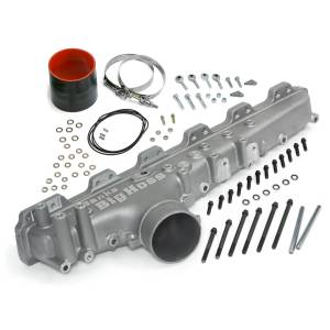 Banks Power - Banks Power Big Hoss Racing Intake Manifold System 03-07 Dodge 5.9L Natural Banks Power 42749