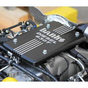 Shop By Part - Engine Components - Banks Power - Banks Power Intake Manifold Cover Kit 630T - Eco-Diesel 3.0L Banks Power 42802