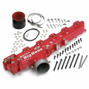 Banks Power - Banks Power Big Hoss Racing Intake Manifold System 03-07 Dodge 5.9L Red Banks Power 42747