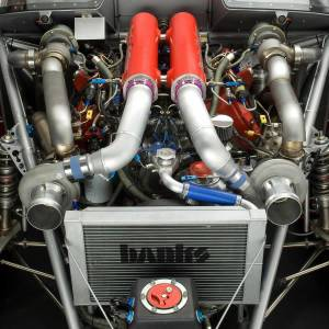 Banks Power - Banks Power Big Hoss Racing Intake Manifold System Red Powder Coated 01-15 Chevy/GM 6.6L Banks Power 42733 - Image 3