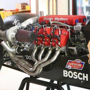 Banks Power - Banks Power Big Hoss Racing Intake Manifold System Red Powder Coated 01-15 Chevy/GM 6.6L Banks Power 42733 - Image 4