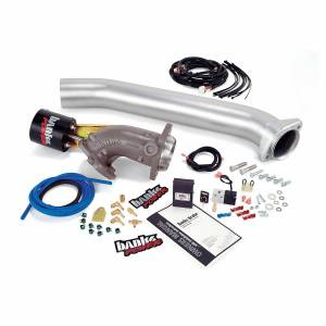 Exhaust - Exhaust Brakes - Banks Power - Banks Power Brake Exhaust Braking System 98-02 Dodge 5.9L Banks Exhaust Banks Power 55219