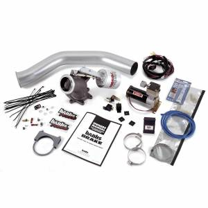 Exhaust - Exhaust Brakes - Banks Power - Banks Power Brake Exhaust Braking System 99.5-03 Ford F-450/F-550 Super Duty 7.3L Banks Exhaust Banks Power 55204