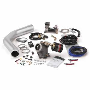 Exhaust - Exhaust Brakes - Banks Power - Banks Power Brake Exhaust Braking System 99-99.5 Ford 7.3L Stock Exhaust Banks Power 55203