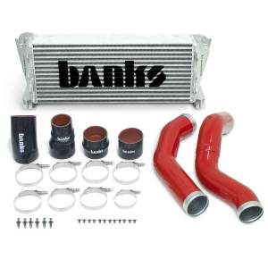 Intercoolers and Pipes - Intercoolers - Banks Power - Banks Power Intercooler System W/Boost Tubes 13-18 RAM 6.7L Banks Power 25987