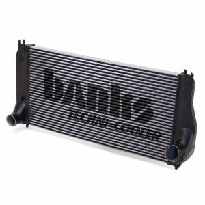 Intercoolers and Pipes - Intercoolers - Banks Power - Banks Power Intercooler System 06-10 Chevy/GMC 6.6L Banks Power 25982