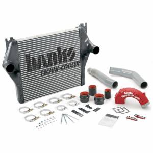 Intercoolers and Pipes - Intercoolers - Banks Power - Banks Power Intercooler System 06-07 Dodge 5.9L W/Monster-Ram and Boost Tubes Banks Power 25981