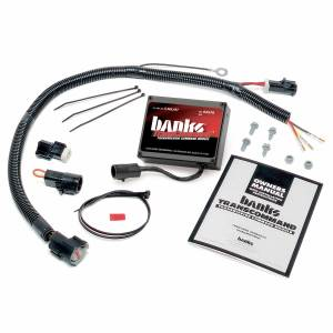 1996-1997 Ford 7.3L Powerstroke - Programmers/Tuners/Chips - Banks Power - Banks Power Transcommand Automatic Transmission Management Computer 89-98 Ford E4OD Automatic Transmission Banks Power 62560