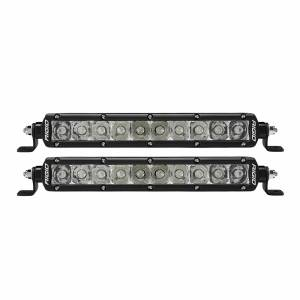 Lighting - Offroad Lights - Rigid Industries - Rigid Industries 10 Inch E-Mark Spot Pair SR-Series Pro RIGID Industries 911212EM
