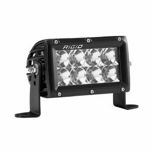Rigid Industries - Rigid Industries 4 Inch Flood Light E-Series Pro RIGID Industries 104113 - Image 1
