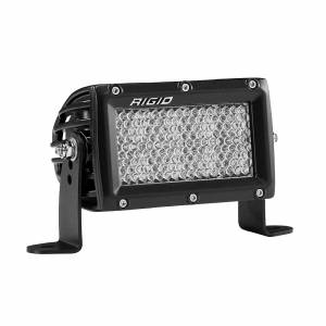 Rigid Industries - Rigid Industries 4 Inch Flood/Diffused Combo Light E-Series Pro RIGID Industries 104513 - Image 1