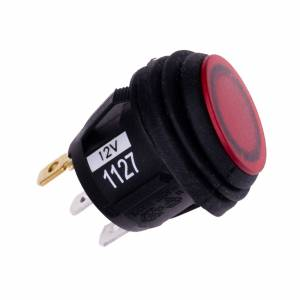 Lighting - Lighting Accessories - Rigid Industries - Rigid Industries 2 Position Rocker Switch Red RIGID Industries 40191