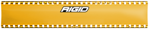 Lighting - Lighting Accessories - Rigid Industries - Rigid Industries 10 Inch Light Cover Amber SR-Series Pro RIGID Industries 105963