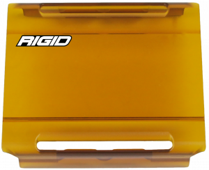 Lighting - Lighting Accessories - Rigid Industries - Rigid Industries 4 Inch Light Cover Amber E-Series Pro RIGID Industries 104933