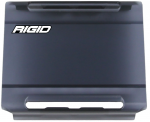 Lighting - Lighting Accessories - Rigid Industries - Rigid Industries 4 Inch Light Cover Smoke E-Series Pro RIGID Industries 104983