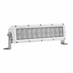Lighting - Offroad Lights - Rigid Industries - Rigid Industries 10 Inch Diffused Light White Housing E-Series Pro RIGID Industries 810513