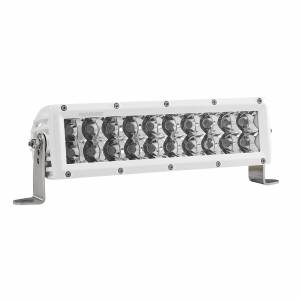 Lighting - Offroad Lights - Rigid Industries - Rigid Industries 10 Inch Spot Light White Housing E-Series Pro RIGID Industries 810213
