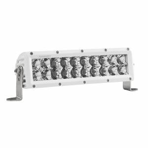Lighting - Offroad Lights - Rigid Industries - Rigid Industries 10 Inch Spot/Flood Combo Light White Housing E-Series Pro RIGID Industries 810313