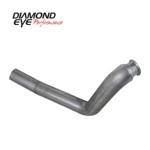 Exhaust - Down Pipes - Diamond Eye Performance - Diamond Eye Performance 1998-2002 FORD 7.3L POWERSTROKE E-SERIES VAN-PERFORMANCE DIESEL EXHAUST PART-4in 124001