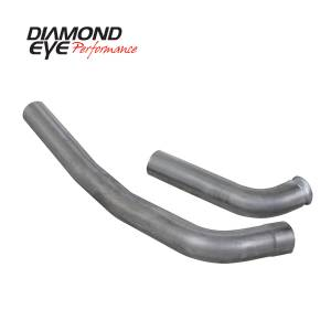 Exhaust - Down Pipes - Diamond Eye Performance - Diamond Eye Performance 2003-2007 FORD 6.0L POWERSTROKE F250/F350 (ALL CAB AND BED LENGTHS)-PERFORMANCE 125050
