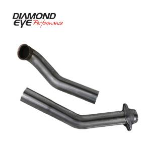 Exhaust - Down Pipes - Diamond Eye Performance - Diamond Eye Performance 1994-1997.5 FORD 7.3L POWERSTROKE F250/F350 (ALL CAB AND BED LENGTHS)-PERFORMANC 162004