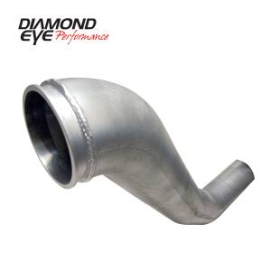 Exhaust - Down Pipes - Diamond Eye Performance - Diamond Eye Performance 1994-2002 DODGE 5.9L CUMMINS 2500/3500 (ALL CAB AND BED LENGTHS)-PERFORMANCE DIE 221040