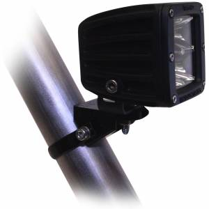 Lighting - Lighting Accessories - Rigid Industries - Rigid Industries 2 Inch Bar Clamp Kit A-Pillar RIGID Industries 42030