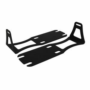 Lighting - Lighting Accessories - Rigid Industries - Rigid Industries 04-07 Dodge Ram 2500/3500 Bumper Mount Fits 20 Inch SR-Series Pro RIGID Industries 40240