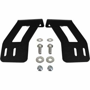 Lighting - Lighting Accessories - Rigid Industries - Rigid Industries 11-13 GMC 1500 Bumper Mount Fits 20 Inch SR-Series Pro SR-Series Pro RIGID Industries 46505