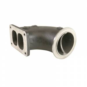 Turbo Chargers & Components - Turbo Charger Kits - BD Diesel - BD Diesel Cobra V-Band to T6 Hot Pipe Adapter - S400 T6 Turbo 1405439