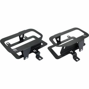 Lighting - Lighting Accessories - Rigid Industries - Rigid Industries 15-16 Ford F-150 Dual Fog Mount D-Series Pro RIGID Industries 46555