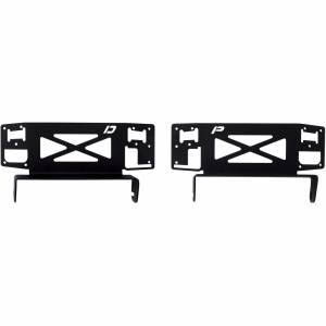 Lighting - Lighting Accessories - Rigid Industries - Rigid Industries 17-18 Ford Superduty Stealth Grille Kit Fits 6 Inch SR-Series RIGID Industries 41619