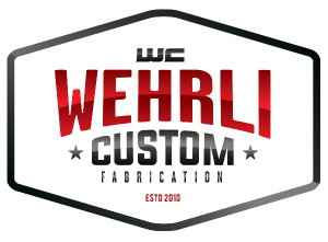 Wehrli Custom Fabrication - Wehrli Custom Fabrication Driver Side Transmission Dipstick Tube