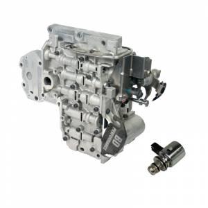 Automatic Trans/Parts - Automatic Trans Hard Parts - BD Diesel - BD Diesel Valve Body - 1996-1998 Dodge 12-valve 47RE c/w Governor Pressure Solenoid 1030416E