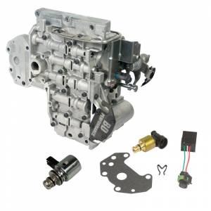 Automatic Trans/Parts - Automatic Trans Hard Parts - BD Diesel - BD Diesel Valve Body - 2000-2002 Dodge 47RE c/w Governor Pressure Solenoid & Transducer 1030418E