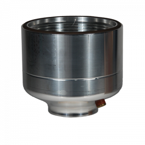FASS FUEL SYSTEMS DURAMAX FACTORY FUEL FILTER DELETE CANISTER (DFD-4000)