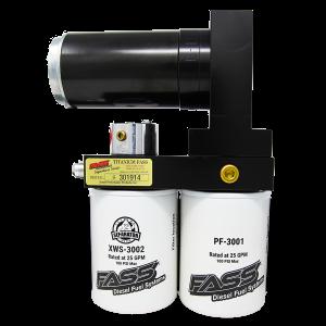 Fuel System - Fuel System Parts - FASS Fuel Systems - FASS TITANIUM SIGNATURE SERIES DIESEL FUEL LIFT PUMP 220GPH@65PSI FORD POWERSTROKE 2017-2019