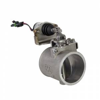 Air Intakes & Accessories - Air Intake Kits - BD Diesel - BD Diesel Positive Air Shutdown (Manual Controlled) - Dodge 2010-2012 6.7L 1036722-M