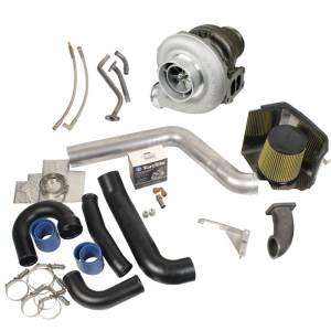 Turbo Chargers & Components - Turbo Charger Kits - BD Diesel - BD Diesel Super B Twin Turbo Upgrade Kit - 1994-1998 12-valve Dodge 1045315