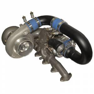 BD Diesel R700 Tow & Track Turbo Kit w/FMW Billet Wheel on Sec - Dodge 1994-1998 12vlv man 1045410