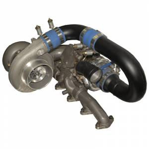 Turbo Chargers & Components - Turbo Charger Kits - BD Diesel - BD Diesel R700 Tow & Track Turbo Kit (Upgrade from Super B Twin) - 2003-2007 Dodge 5.9L 1045440