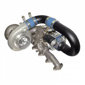Turbo Chargers & Components - Turbo Charger Kits - BD Diesel - BD Diesel R850 Tow & Track Turbo Kit - Dodge 5.9L 1994-1997 1045453