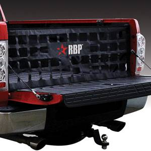 Exterior - Bed Accessories - RBP Performance - RBP - Tailgate Nets