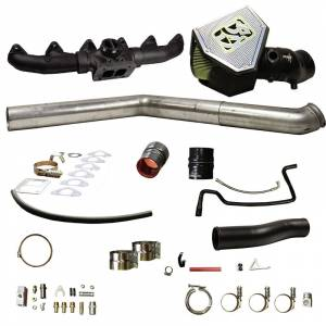 Turbo Chargers & Components - Turbo Charger Kits - BD Diesel - BD Diesel Rumble B Turbo Install Kit, S400 - Dodge 2003-2007 5.9L 1045703