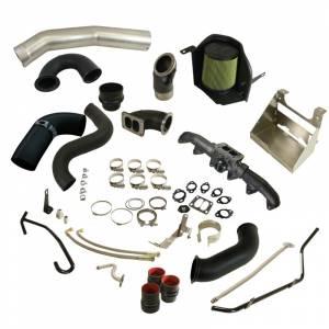 BD Diesel Cobra Turbo Install Kit w/S400 Secondary - Dodge 2013-2015 6.7L 1045763