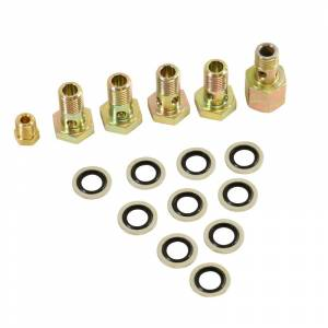 Fuel System - Fuel System Parts - BD Diesel - BD Diesel Banjo Bolt Upgrade Kit - 1999 Dodge 1050215