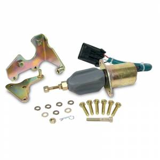 Fuel System - Fuel System Parts - BD Diesel - BD Diesel Shutdown Solenoid Kit - 1994-1998 Dodge 12-valve 1050250