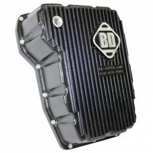 Automatic Trans/Parts - Automatic Trans Hard Parts - BD Diesel - BD Diesel Deep Sump Trans Pan - 2008-2016 Dodge 6.7L 68RFE 1061525
