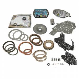 Automatic Trans/Parts - Automatic Trans Hard Parts - BD Diesel - BD Diesel Build-It Trans Kit - Dodge 2007.5-2016 68RFE Stage 4 Master Kit c/w ProTect 68 1062025