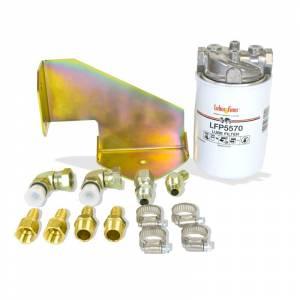 Automatic Trans/Parts - Automatic Trans Hard Parts - BD Diesel - BD Diesel Inline Trans Filter Kit - Dodge 1994-2007 47RH / 47RE / 48RE 1064017